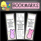 EASTER PEEPS Bookmarks