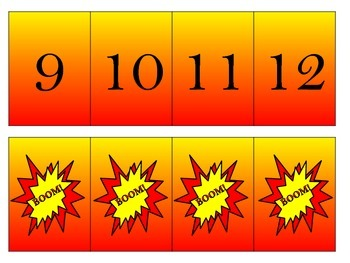 BOOM! for Multiplication