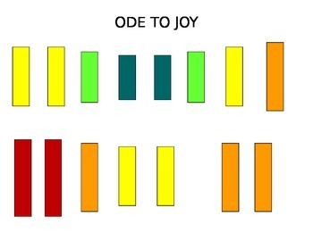 BOOMWHACKERS ODE TO JOY