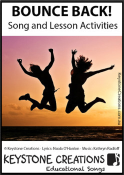 BOUNCE BACK! ~ Curriculum Song & Lesson Materials