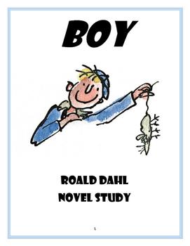 BOY Novel Study