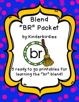 BR Blend Packet