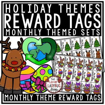 Brag Tags Holiday Theme
