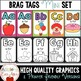 BRAG TAGS Super Set - Alphabet Mastery