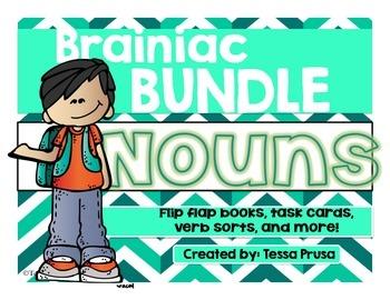 BRAINIAC BUNDLE: NOUNS