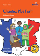 Chantez Plus Fort! (MP3/eBook Bundle)