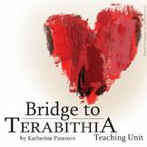 The Bridge to Terabithia Unit Novel Study - Literature Guide