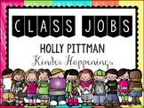 BRIGHT Editable Class Jobs