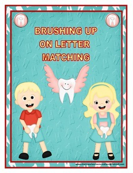 BRUSHING UP ON LETTER MATCHING