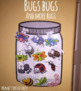 BUGS JAR POSTER Speech Therapy Pre-K