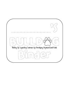 B.U.L.L.D.O.G. Binder