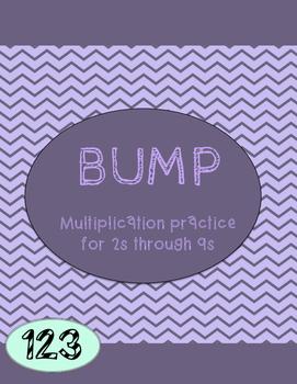 BUMP - Multiplication Facts Practice