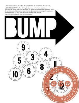 BUMP- Number game