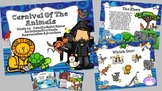 BUNDLE - CARNIVAL OF THE ANIMAL PACKET OF ACTIVITIES