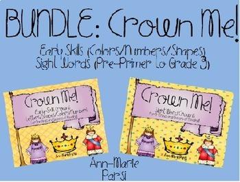 BUNDLE:  Crown Me!
