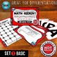 BUNDLE ~ MATH READY Task Cards: Represent Numbers to 1,200