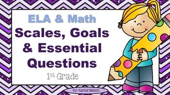 Math and ELA Common Core Rubrics / Scales, Goals, and Ques
