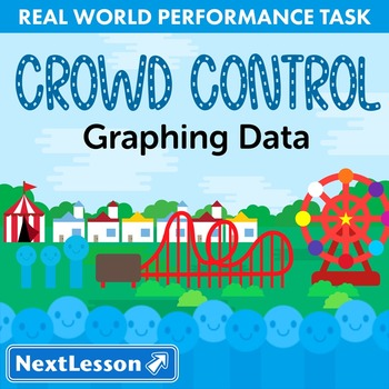 BUNDLE - Performance Task – Graphing Data – Crowd Control