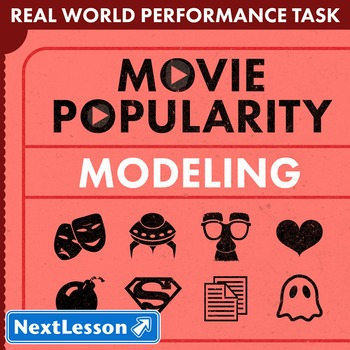 BUNDLE - Performance Task – Modeling – Movie Popularity