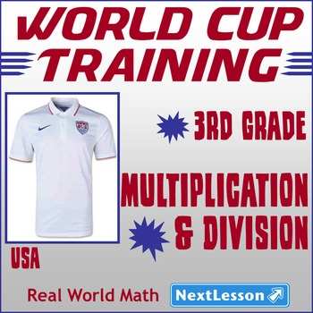 BUNDLE – Performance Task – Multiplication & Division – Wo