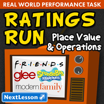 BUNDLE – Performance Task – Place Value and Operations – R