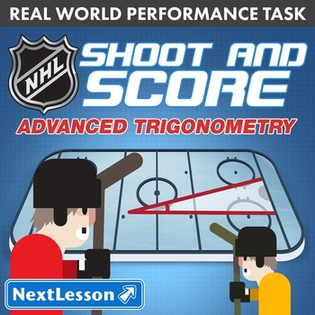 BUNDLE - Performance Tasks – Advanced Trigonometry – Shoot