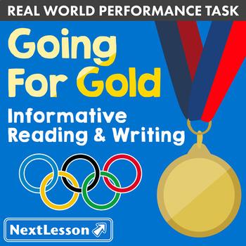 BUNDLE - Performance Tasks - Informational Writing – Going