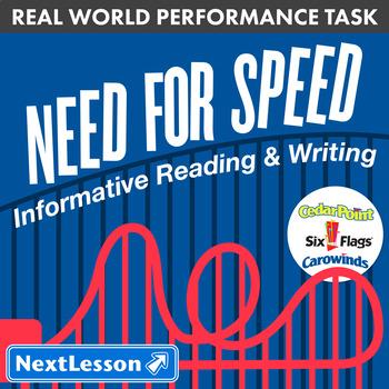 BUNDLE - Performance Tasks – Informative Writing – Need fo