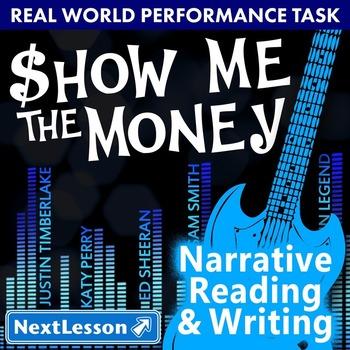 BUNDLE - Performance Tasks – Narrative Reading – Show Me t