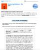 BUNDLE - Performance Tasks – Persuasive Writing – Marketin