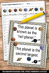 Planets of the Solar System Science BUNDLE of Activities & Games