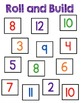 BUNDLE: Roll and Color, Clear the Board, and Roll and Buil