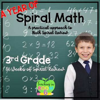 3rd Grade Spiral Math