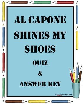BUNDLED - 3(!) Al Capone Does My Shirts, Shoes & Homework