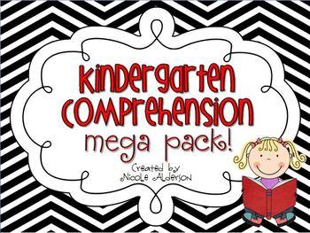 BUNDLED Reading Comprehension pack!
