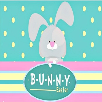 BUNNY Music Video for Easter! (Spell B-U-N-N-Y)