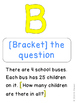 BUS Math Problem Solving Process Poster - FREE