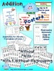 BUTTERFLY LIFE CYCLE Addition & Subtraction With & Without