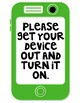 BYOD Bring Your Own Device Signs