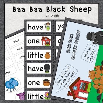 Baa Baa Black Sheep AUS UK