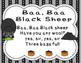 Baa Baa Black Sheep Dramatic Play
