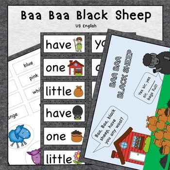 Baa Baa Black Sheep US