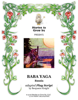 Baba Yaga Play Script Drama Reader's Theatre
