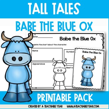 Babe the Blue Ox - Tall Tales