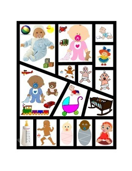 Babies Following Directions Emergent Reader Critical Think