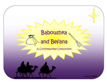 Baboushka and Befana - A Christmastime Comparison