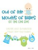 Baby Advice Book - Baby Boy (Younger Students)