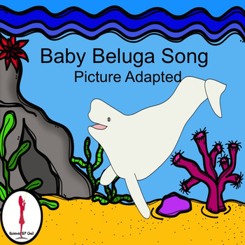 Baby Beluga: Picture Song Card