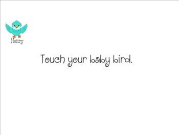 Baby Bird Smart Board Attendance