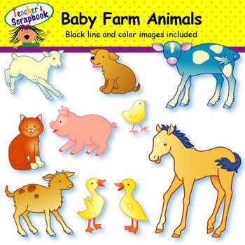 Free farm animal clipart for teachers - photo#45